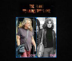 #RobertPlant.  The Man Remains the Same.
