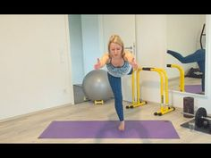 HIIT YOGA Workout 11 - Balanciert in den Februar! - EAT TRAIN LOVE | Clean Eating, Yoga, Laufen und Co.