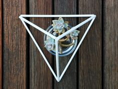 Geometric Shape Pieces made to order for Event and Table Decor