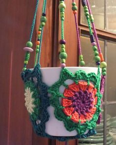 Captivating All About Crochet Ideas. Awe Inspiring All About Crochet Ideas. Crochet Decoration, Crochet Home Decor, Crochet Art, Love Crochet, Crochet Gifts, Crochet Granny, Cotton Crochet, Crochet Flower Patterns, Crochet Designs