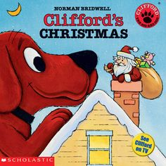 Clifford's Christmas was my favorite book as a kid. I was so obsessed with this book when i was little