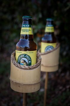Bamboo Drink Stakes on BourbonandBoots.com