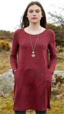 Nomads Shivani Cotton Tunic Dress