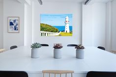 About product: Lighthouse Canvas Print Lighthouse Wall Art Lighthouse Poster Print Lighthouse Giclee Print Lighthouse Large Wall Decor Lighthouse Art. ######## QUALITY ######################## - We use museum quality organic cotton canvas  - We use high resolution eco-solvent ink which is environmentally friendly and completely safe for human  - Gallery wrapped canvas edges and shipped ready to hang - No additional framing required, stretched on frame  - UV coating is scratch-resistant…