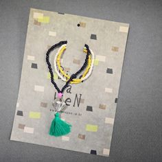 Bien a Bien April Necklace - Jujubunnyshop