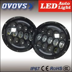 Check out this product on Alibaba.com App:2016 High Quality 7inch led driving lights 85W Car Headlight for J-eep Wrangler https://m.alibaba.com/Aj6Ffe