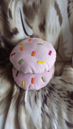 Kissen - Leckere Pfannkuchen Kissen - ein Designerstück von FredNeu bei DaWanda