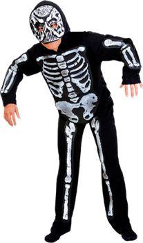 Skelet med knogler - 200kr