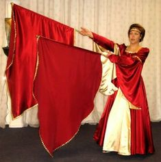 Praise Dance Flags   Apostle & Prophetess Enroos- Flags and banners