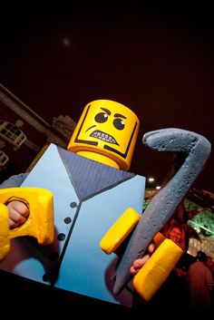 LEGO Costume Robber Minifigure LEGO COSTUME BlockGuys