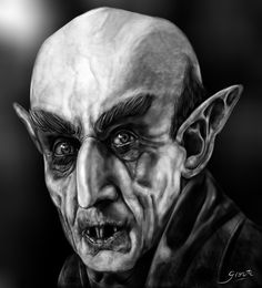 Nosferatu by ~Giova94 on deviantART