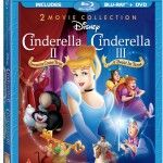 Disney's 2 Movie Collection Cinderella II & Cinderella III On Blu-ray Review