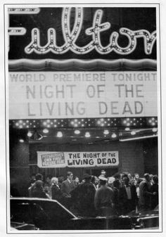 What started it all. My dad took me to see a triple feature. I was both terrified and electrified with joy!