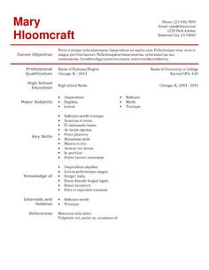 Phlebotomist Resume 10 Free Phlebotomy Resume Templates To Get You Noticed Now