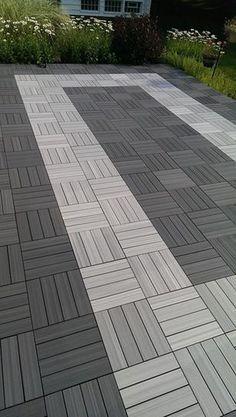Labor for the installation of cedar deck