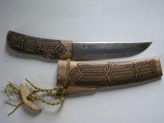 Ainu knife