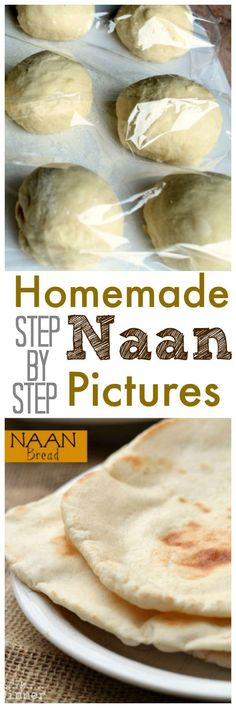 Making your own Naan