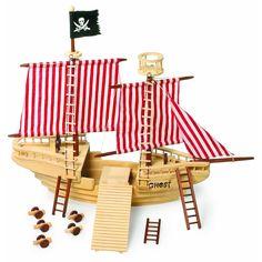 Pirate Ship | Small Foot Design