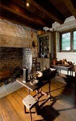"""17th Century Henry Whitfield Museum in Guilford, Ct. """"Old Stone House""""  (1 of 2)"""