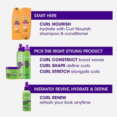 Create Great Curls From Shower To Style