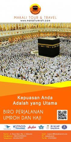 PT. Makali Umroh Indonesia (PT.MUI) adalah biro perjalanan ibadah Haji dan Umroh. Bagi Anda, mengunjungi Makkah untuk melakukan ibadah haji atau umroh adalah suatu keistimewaan tersendiri.  Anda akan memerlukan perencanaan besar dan ketelitian yang tepat dalam perjalanan Anda. Maka dari itu, Kami siap membantu untuk mewujudkan perjalanan suci Anda.  . | www.cekly.com