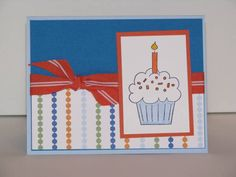 Crazy For Cupcakes by jmic91 - Cards and Paper Crafts at Splitcoaststampers