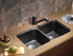 1000 Images About We Love Kitchen Sinks On Pinterest