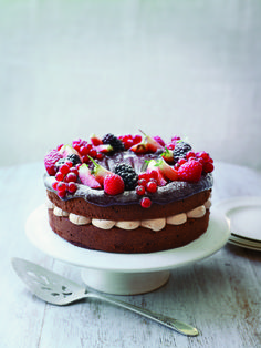 Moelleux From Eric Lanlard's Chocolat and Spring Baking Trends 2013