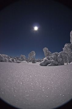 Trysil Night Photography Trolls - Norway (by timboocock)