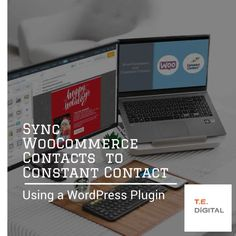 Learn to to easily connect your WooCommerce store contacts to Constant Contact. Wordpress Plugins, Ecommerce, Email Marketing, Connect, Learning, Digital, Store, Tips, E Commerce