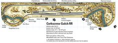 Corkscrew Gulch RR
