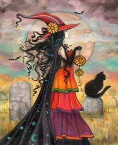 Witch Way, Molly Harrison