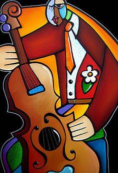 Slappin The Bass by Fidostudio by Tom Fedro - Fidostudio