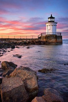 ✯ Bug Light Park - South Portland, Maine
