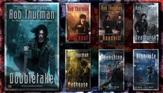 Rob Thurman's Cal Leandros Series; By far my favorite books of all time. Such witty, sarcastic, asshole, urban fantasy, action and humor. Love it.