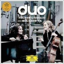 Sol Gabetta & Helene Grimaud - Duo (180g), 2 LPs