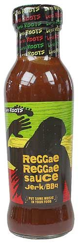 Levi Roots - Reggae Reggae Sauce.  Essential - Always have at least 2 bottles in the cupboard.
