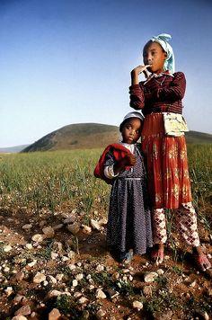 Berber Girls ~ Morocco