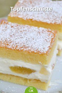 Bread Recipes, Baking Recipes, Austrian Recipes, Potato Bread, Vanilla Cake, Food And Drink, Pie, Sweets, Cooking