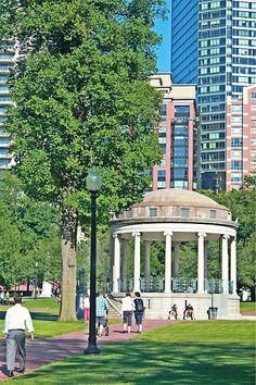 USA, Massachusetts, Boston, Boston Common