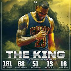 LeBron taking dominant to a new level this NBA Finals. Basketball Pictures, Basketball Games, Basketball Players, Cleveland Team, Cleveland Rocks, Cincinnati, King Lebron James, King James, Kobe Lebron