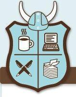 NaNoWriMo coat of arms. Would make a badass writing tattoo