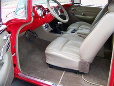 custom interior 57 Chevy Bel Air - Google Search