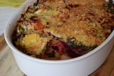 Gudrun's daily kitchen - a winter-vegetable casserole- just yummy! Gudrun, Vegetable Casserole, Winter Vegetables, Homemade Food, Recipe Of The Day, Quiche, Foods, Fresh, Breakfast