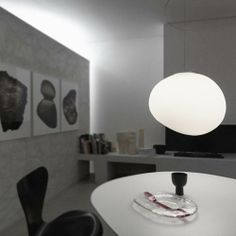 "Foscarini Gregg Suspension Grande. 18.5""D x 15.75""H. 1x150watt"