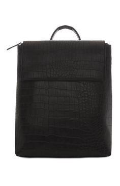 e7c4129409f Black Croc Print Foldover Backpack · PrimarkCrocsBackpackBag ...