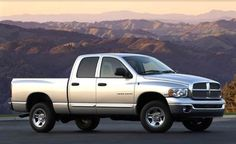 Dodge Recalls Model Year 2005 Ram Pickups for Potential Axle Lock-Up