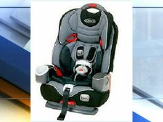 Details of Graco child seat #recall