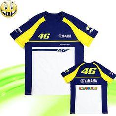 T Shirt VR 46 VALENTINO ROSSI M1 yamaha Factory Racing the doctor Moto GP  MAGLA f615c6c72b87