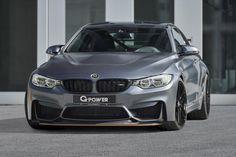 G-Power сделали 615-сильную BMW M4 GTS